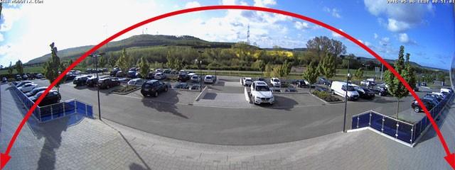 mobotix security cameras hemispheric